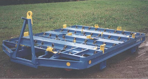 AccessAir ODPD15000B Pallet Dollies