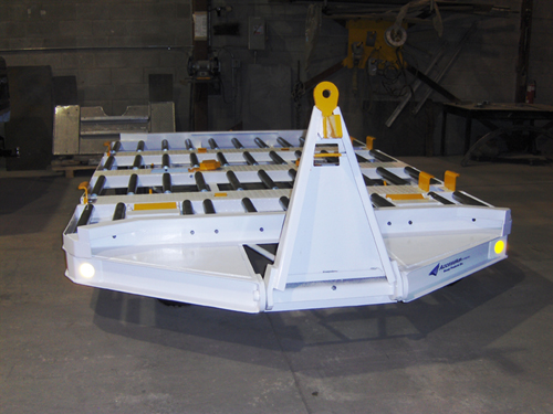 AccessAir SLPC Pallet / Container Carrier