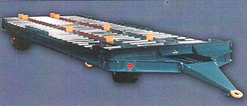 AccessAir ELPC-20 Pallet / Container Carrier