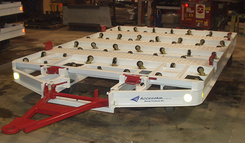 AccessAir ODPB-8000 Pallet Dollies