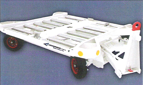 AccessAir SLT Container Trailer