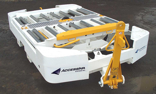 AccessAir TTAS Container Trailer