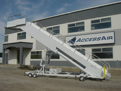 Telescopic Passenger Stairs