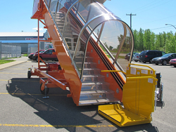 ACCESSAIR Specialty Items - Wheelchair Lift