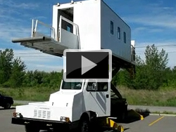 ACCESSAIR Disabled Passenger Lift / Ambulift