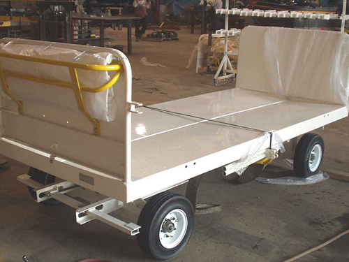 AccessAir BCT-50108 Baggage Cart